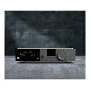 Lyngdorf TDAI-3400 integrated amplifier and media player
